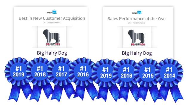 Big Hairy Dog Awards